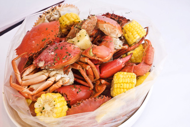 Maryland Crab Boil ClawDaddy's Davao SM Lanang Premier