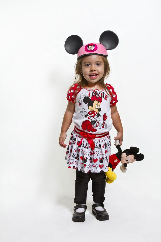 Sophia - Minnie Mouse