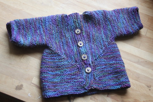 fo: baby surprise jacket.