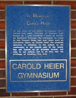 Carold Heier Gymnasium