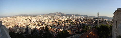 Marseille: panoramique