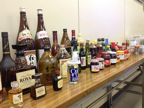 本当にいろいろな種類の瓶をつくっているんですね。@東洋ガラス