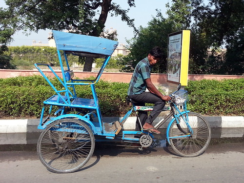 Another rickshaw