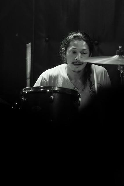 O.E. Gallagher live at Shimbashi ZZ, Tokyo, 21 Oct 2012. 266