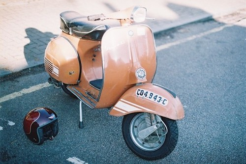 '71 Motovespa GT160 by vespamore photography