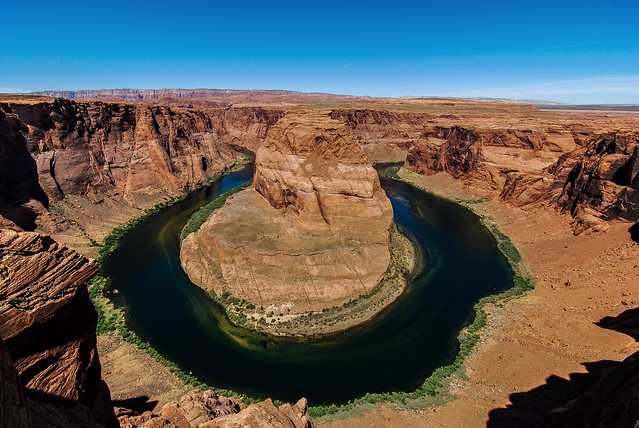 On The Edge @ Horseshoe Bend