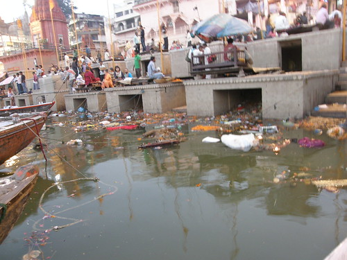 Varanasi by day at Ganges (6)