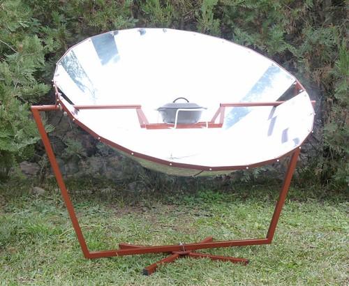 Cocina Solar Parabolica