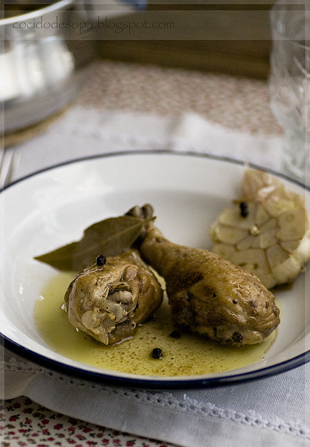 Pollo escabechado_2