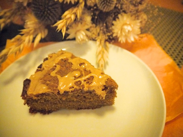 Pumpkin Coffeecake
