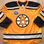 Boston Bruins 2010 NHL Winter Classic Game Worn Jersey