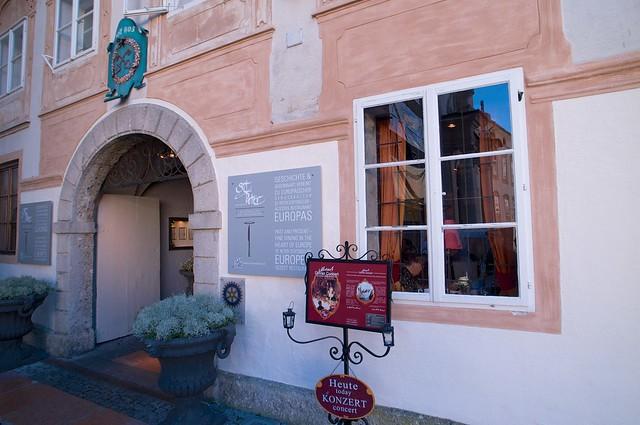 St. Peter Stiftskeller, the oldest Restaurant in Europe