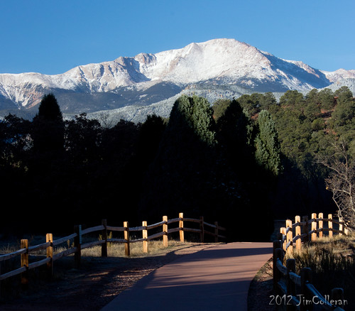 Pikes Peak by jim.colleran