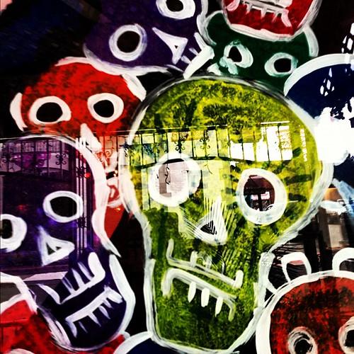 #skulls #halloween