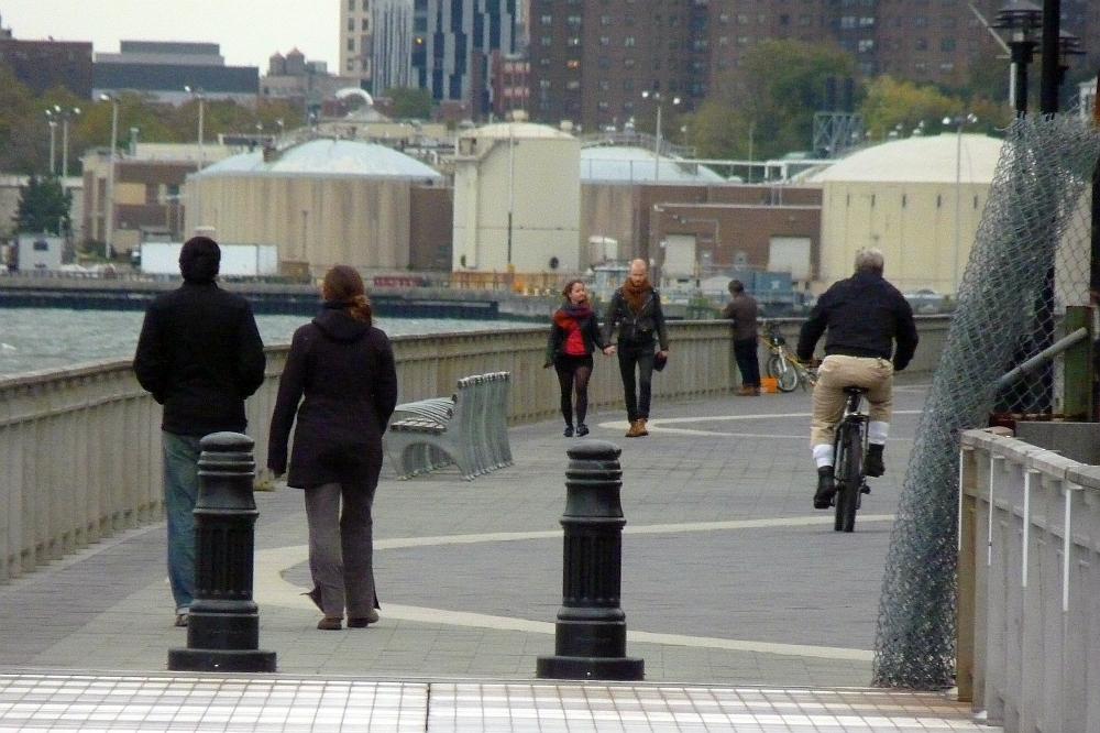 East River Stroll