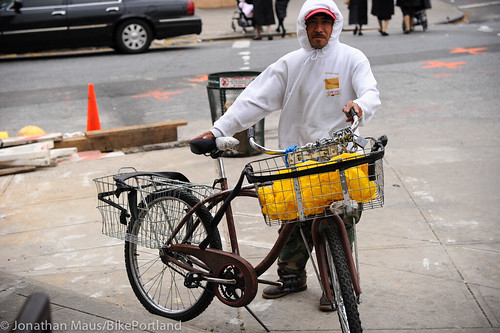 Mexican Fixed delivery guys in NYC-4