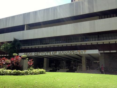 WordCamp Philippines 会場 Asian Institute of Management