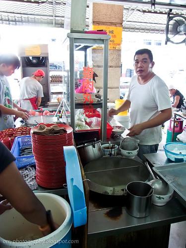 chu yuk fun, pork noodle at restoran 8888, damansara perdana R0019402 copy