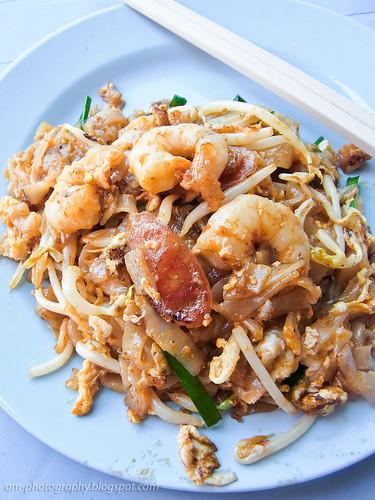 char kueh teow / char kway teow / char kuey teow / char koay teow at restoran 8888, damansara perdana R0019393 copy