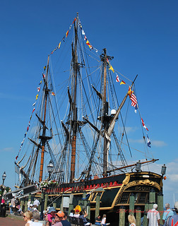 Tall Ship HMS Bounty 12067983