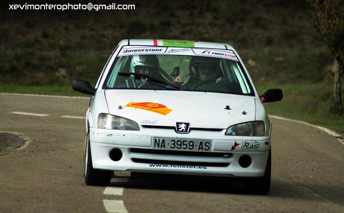 Oscar Oviedo - Peugeot 106 Rallye