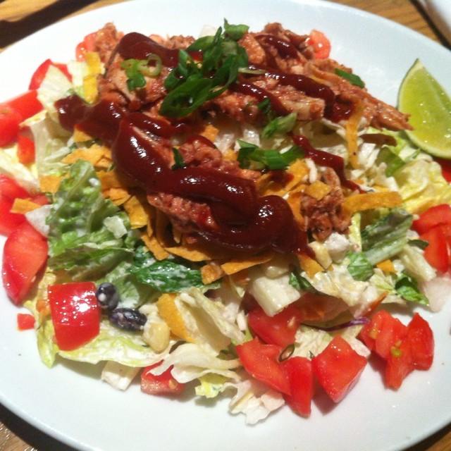 BBQ Chicken Salad @ California Pizza Kitchen