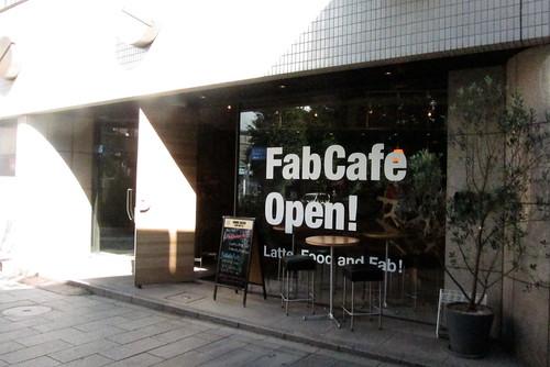 あさこ食堂@FabCafe