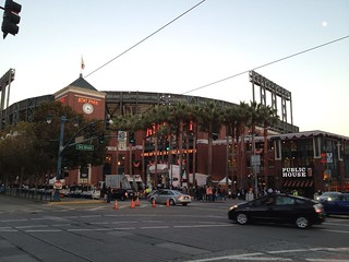 World Series @ AT&T Park