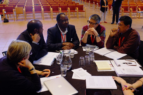 ACC-15 comprises members from all around the Anglican Communion, from New Zealand, Nigeria and North India