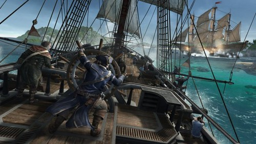 Assassin's Creed 3 Naval Missions Guide - Naval Warfare Tips