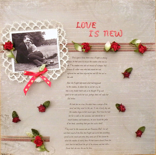 Love is New