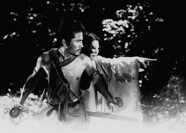 Photo:Rashomon (1950) By japanesefilmarchive