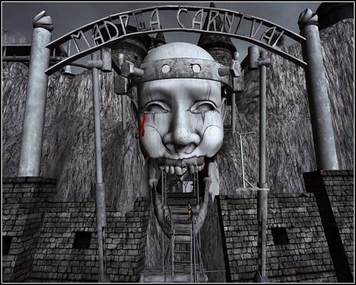 Madpea Carneval Entrance