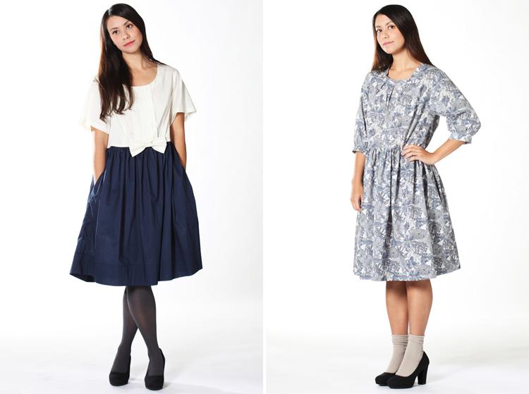 Providence Dress & Wonder Dress