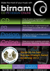 Birnam CD - CD:PR:DESIGN:ONLINE
