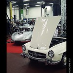 Mercedes Benz 190 SL & 300 SL