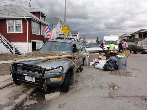 Sandy Storm Relief