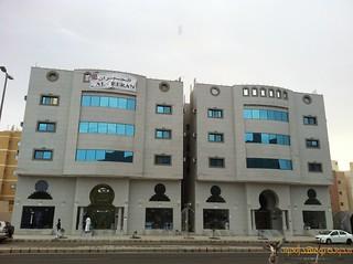 واجهة السكن بحي النسيم