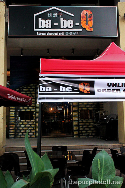Ba-Be-Q Korean Charcoal Grill