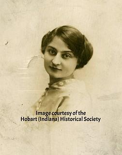 Bertha Busse 1913 (Mrs. George Smith)
