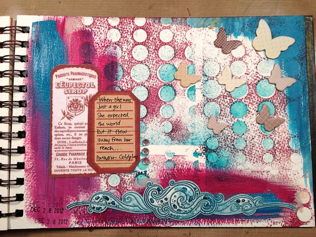 Scrap Time - Ep. 832 - Crafter's Workshop Templates w/ Impression Obsession Stamps