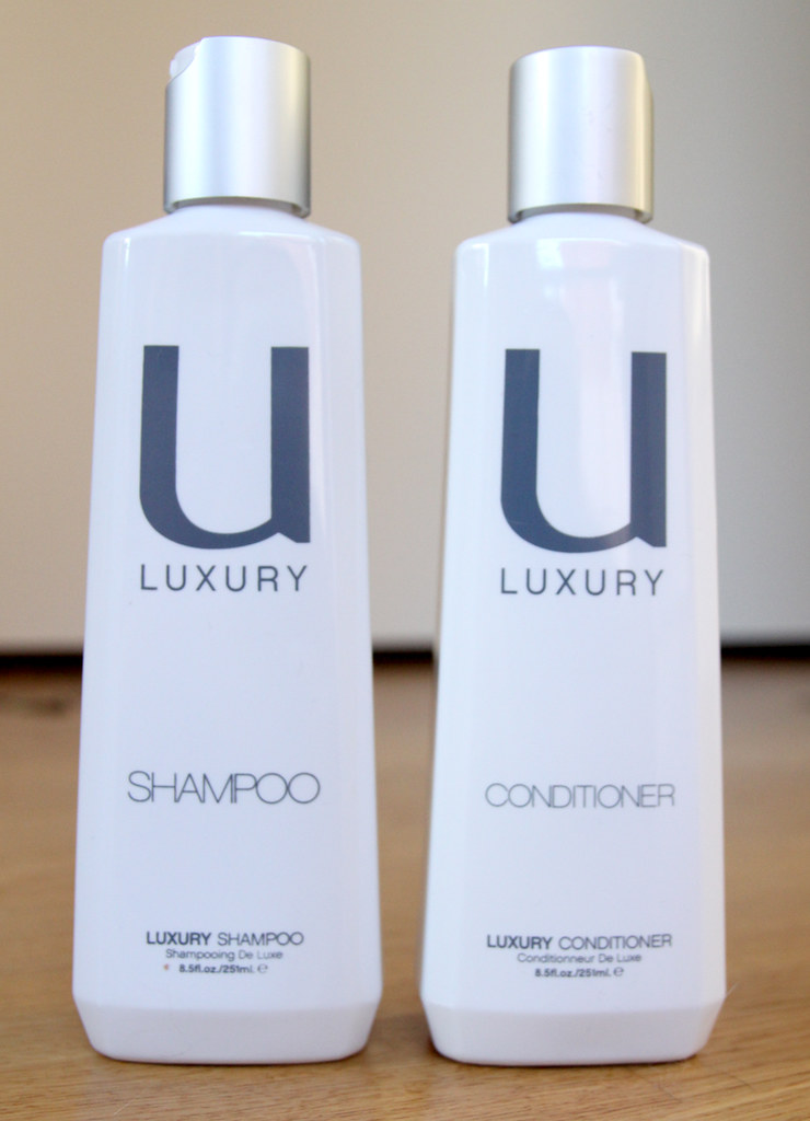 Unite U luxury shampoo & conditioner