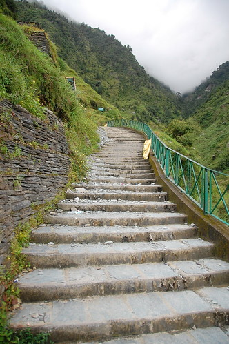 Trail in India
