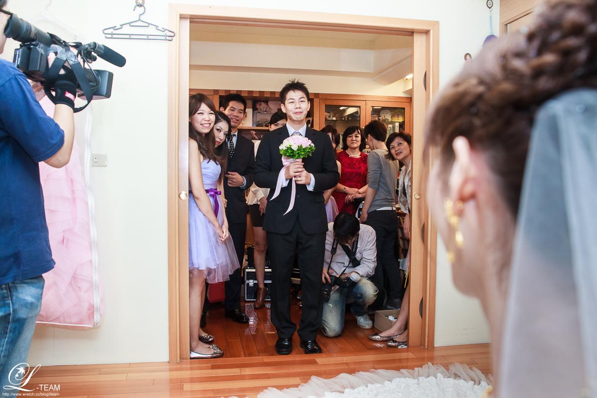 (北部婚禮紀錄)照仁+俐穎 婚禮攝影精華/台北維多麗亞