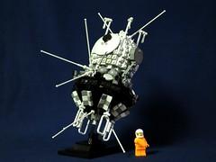 LEGO Vostok Spaceship-00-00