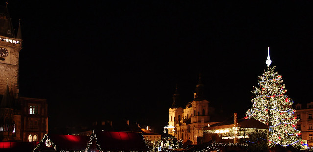 New Year 2013, Praha