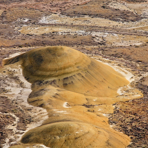 Painted Hills: Mounds