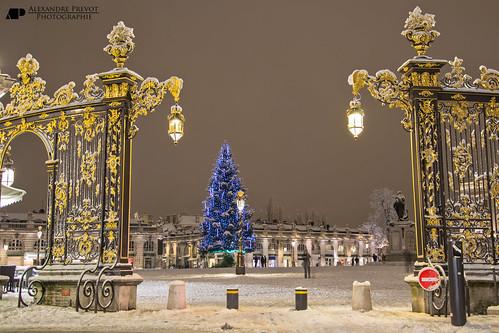 Place Stanislas by Alexandre Prévot