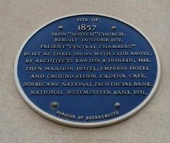 Photo of Blue plaque number 11009