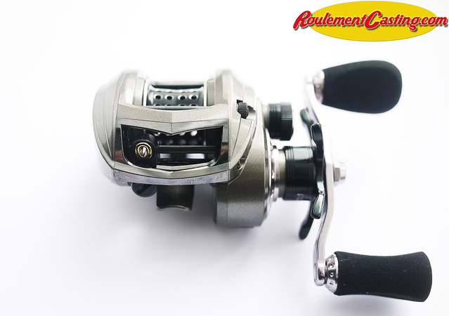Abu Revo LT Boca Bearings #0